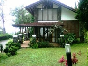 blok-w-no-2-2 Tipe Villa 1 Kamar di Villa Istana Bunga  Lembang Bandung