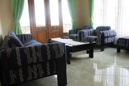 villa orange lembang 5 kamar