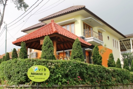 villa orang lembang blok z1 no 2
