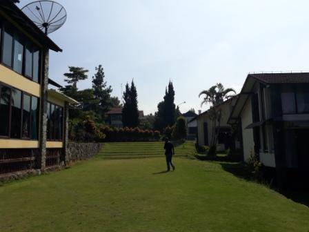20180713_100642 Kencana Villa Di Istana Bunga Lembang 4 Kamar yang Luas