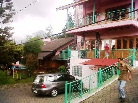 5 Unit Villa Ada Kolam Renang di Lembang