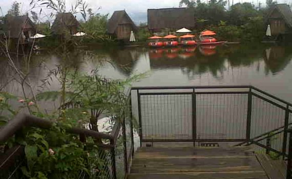Dusun Bambu Cisarua Lembang Surganya Wisata di Bandung Barat