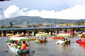 Wisata Pasar Apung Lembang Floating Market