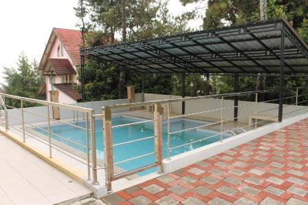Villa-Valencia0105 7 Villa Besar di Lembang Bandung