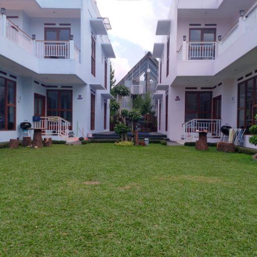 villa istana bunga lembang 4 kamar