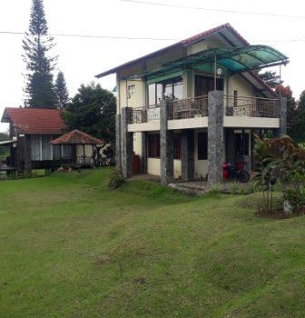 villa 2 kamar blok t no 4b lembang
